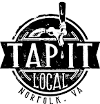 Logo for Tap It Local-Chesapeake