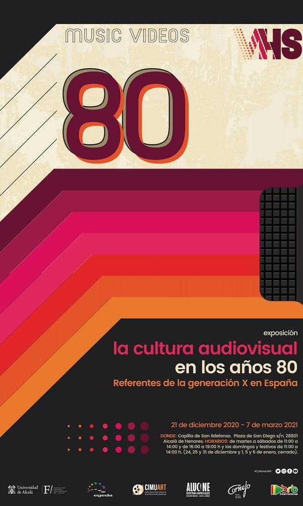 La cultura audiovisual en los años 80