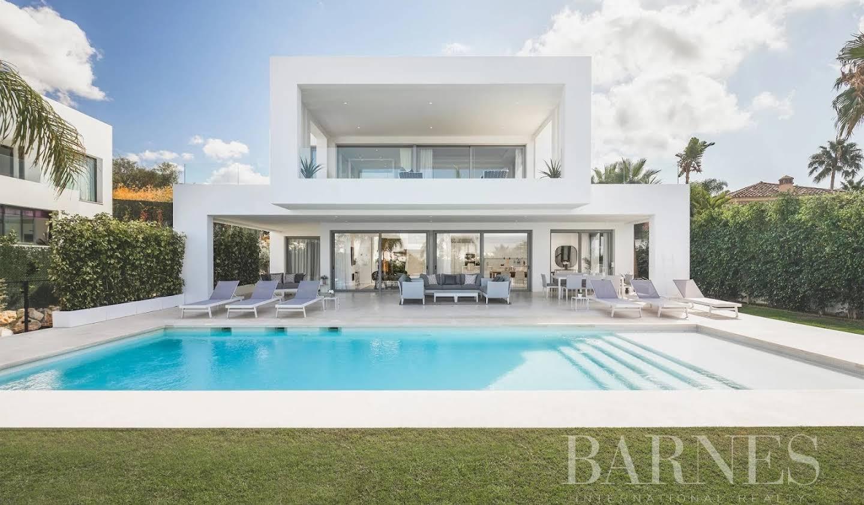 Villa avec terrasse Nueva Andalucia