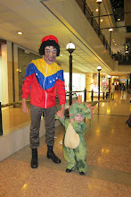 Photo: Chavez og Dragen
