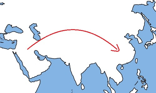 Migration to China