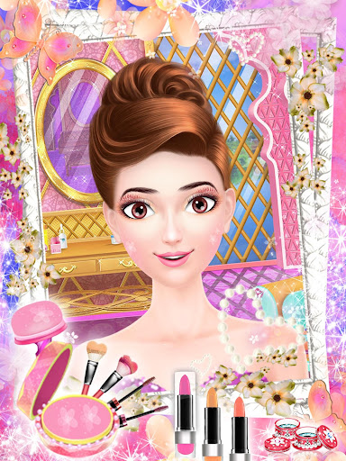 Princess Wedding Makeover 2 - Makeover Salon 1.11 screenshots 8