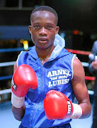 Boxer Arnel Lubisi intends to become a  doctor. / Supplied