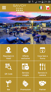 Hotel Savoy Roma- screenshot thumbnail