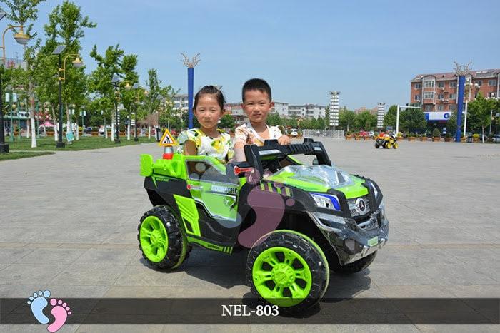 Xe oto điện cho bé NEL-803 2