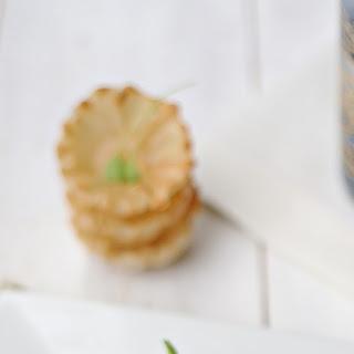 Crab Cobb Salad Cups