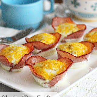 Canadian Bacon Egg Cups Recipe