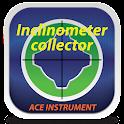 Inclinometer Collector icon