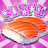 Sushi House - cooking master logo