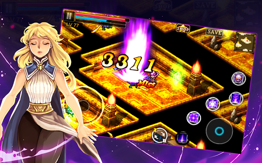 Aurum Blade EX  captures d'écran 2