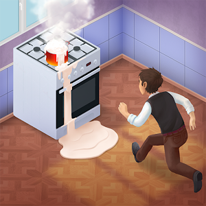 Family Hotel: Renovate and design match-3 game v1.47 MOD APK Unlimited Money/Full