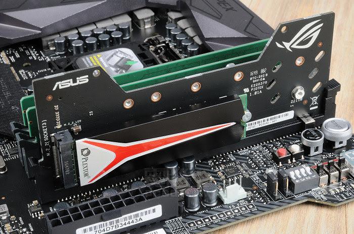 M 2 to PCIe Adapter – Single/Dual/Quad/DIMM 2/RAID