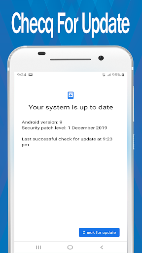 Update Software 2020 - Upgrade for Android Apps 1.1 Apk for Android 2