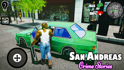 San Andreas Crime Stories 1.0 screenshots 4