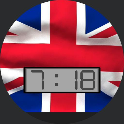 UK Flag for WatchMaker