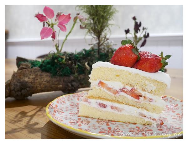 台北中山區 捷運中山站 Miss V Bakery Cafe少女夢幻甜點店 中山站下午茶 季節限定草莓女王來囉!❤跟著Livia享受人生❤