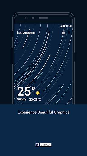OnePlus Weather  screenshots 4