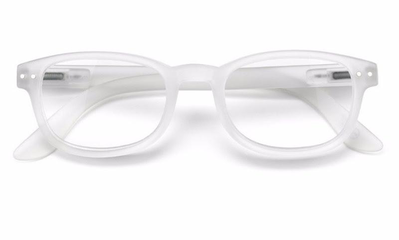 Izipizi leesbril transparant #B