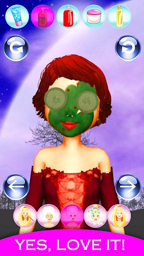 童話公主美髮沙龍遊戲