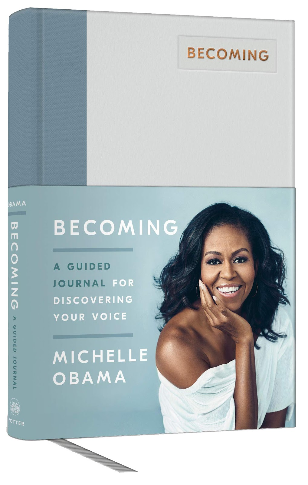 Michelle Obama journal Becoming