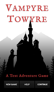 Vampyre Towyre: Text Adventure v1.02