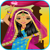 Dress Up Games Indian girl