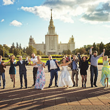 Wedding photographer Evgeniy Volfson (Wolfson). Photo of 17.09.2015