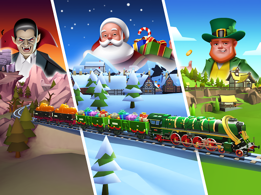 Train Station 2: Rail Tycoon & Strategy Simulator 1.22.1 screenshots 24