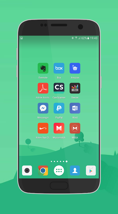 MIUI 8 - Icon Pack- screenshot