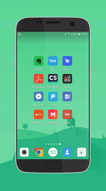 MIUI 8 - Icon Pack Screenshot 3