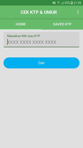 CEK KTP & UMUR ONLINE 1.6 screenshots 1