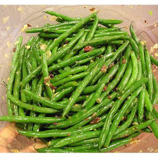 Almond Green Bean Salad
