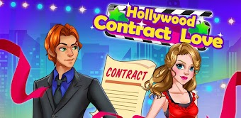 Hollywood Secret Love Contract - Dating a Star