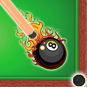 8 Pool Fire Dash - Multiplayer