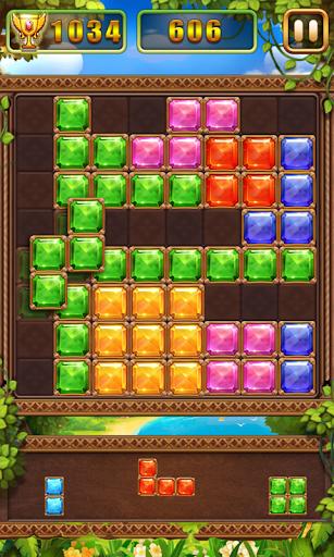 Puzzle Block Jewels apkpoly screenshots 2