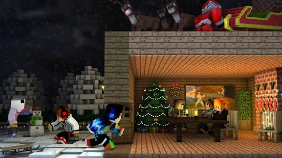 BlockCraft Building & Crafting Simulator - náhled