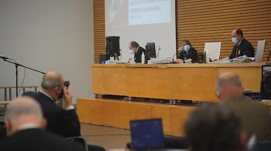 El Caso Poniente cierra los interrogatorios a los acusados con Aragón y Cuevas