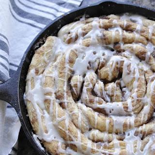 Sweet Petal Cinnamon Roll
