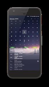 Your Calendar Widget 1.37.4 (Pro)