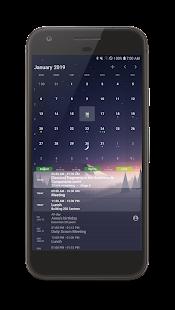 Your Calendar Widget мод