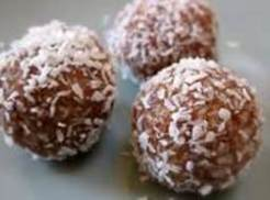 Cocoa Coconut Balls - Easy! Recipe