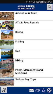 Explore Sedona & Northern AZ- screenshot thumbnail