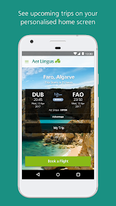 Aer Lingus App screenshot 1