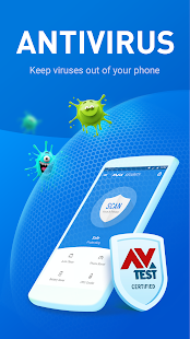 MAX Security - Antivirus, Virus Cleaner, Booster Screenshot