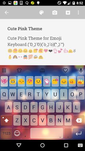 Noen Glass-Emoji Keyboard