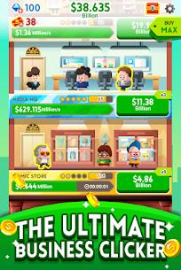 Cash, Inc. Money Clicker Game 2.0.0.6.0 MOD (Unlimited Money) 2