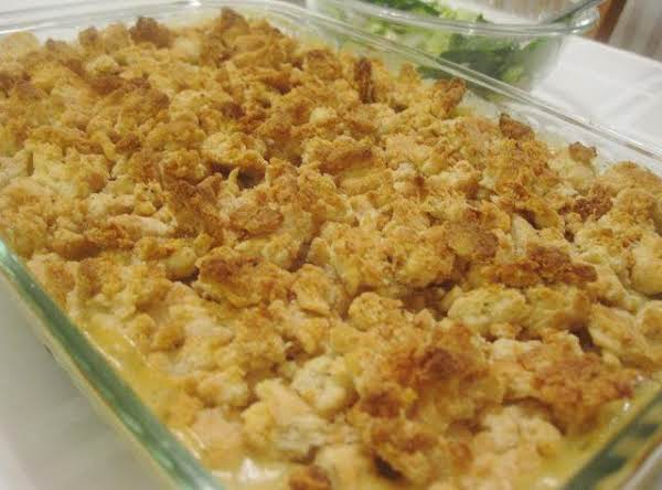 Cheddar Chicken Crumble (cook From Frozen!) Recipe