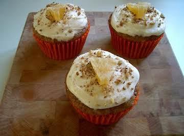 Vegan Hummingbird Cupcakes