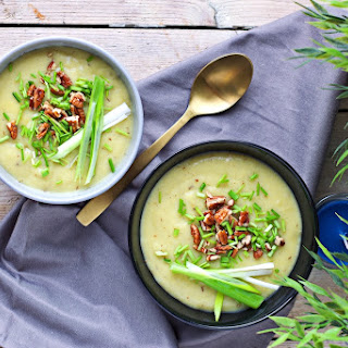 Healthy Potato Soup Almond Milk Recipes