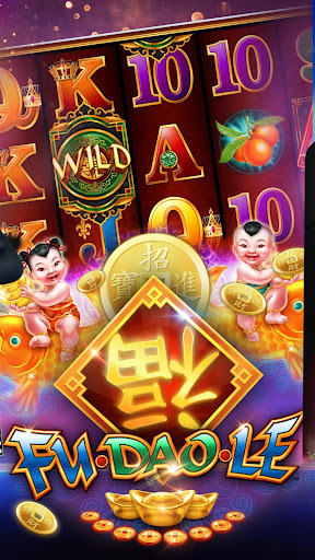 Jackpot Party Casino: Slot Machines & Casino Games Android app 2